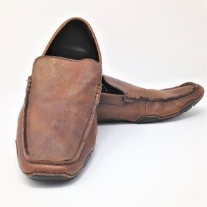 Cole Haan Reaction Mens Driving Loafers Moccasins